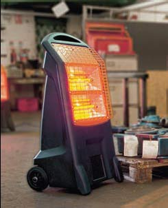Commercial Infra-red Heaters