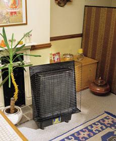 LPG Catalytic Heater