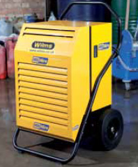52Ltr Industrial Dehumidifier