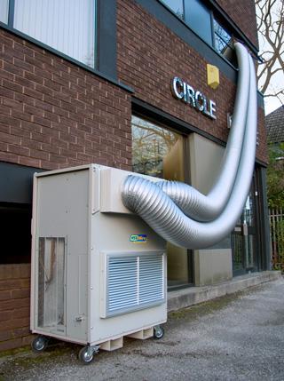 10kW Climate Control Unit