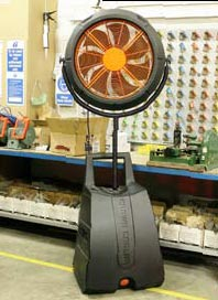 Hi-Level Power Fan