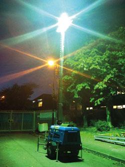 VT1 Eco Lighting Tower