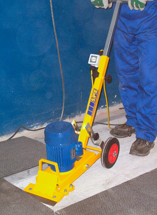 Floor Tile Stripper