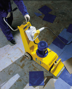 Self Propelled Tile Stripper