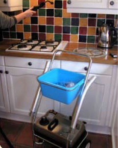 Domestic Steam Cleaner