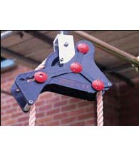 Gin  Wheel / Safety Pulley
