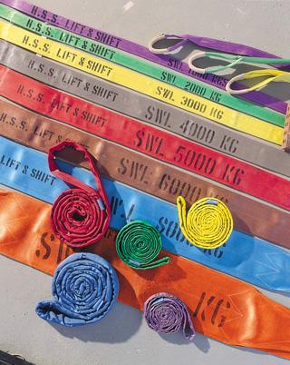 Polyester Slings 6 Tonne