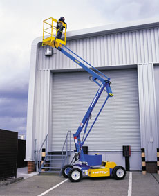 10m Electric Boom Lift