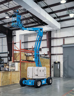 (16m to 20m) Diesel Articulated Boom Lifts