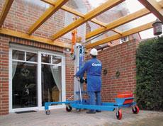 Counterbalance Lifter/Stacker