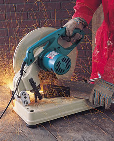 Bench Top Cut-Off Saw
