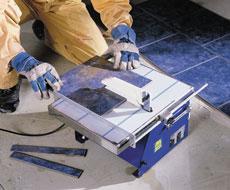 Bench Tile Saws