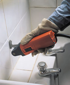 Tile Grout Remover