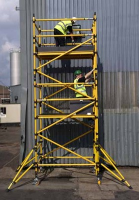 Non-Conductive  - Narrow Width 0.85m x 2.5m Towers